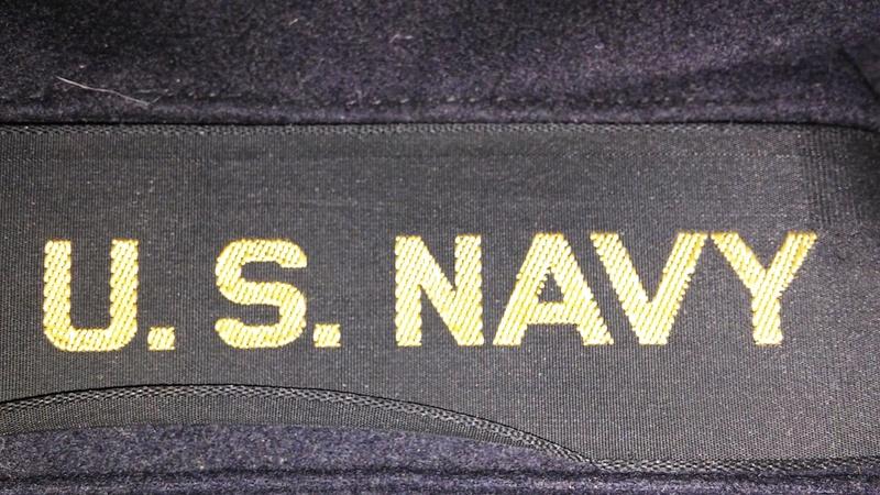 USN Amphibious Forces Sailor's Uniforms 20171245