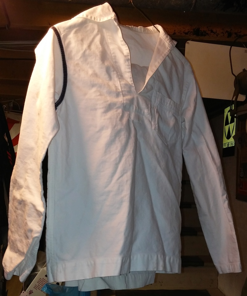 USN Amphibious Forces Sailor's Uniforms 20171247