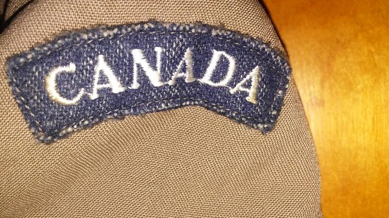 1960's RCAF Squadron Leader's Tan Dress Uniform 20180175