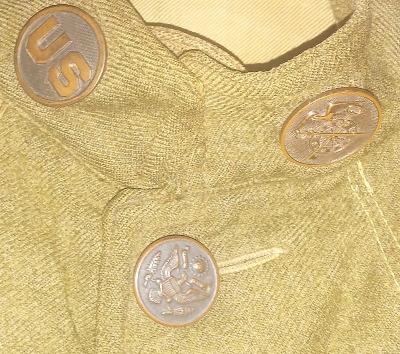 A few of my WW1 Uniforms - Page 2 20180515