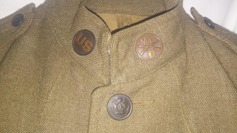 A few of my WW1 Uniforms - Page 2 20180523