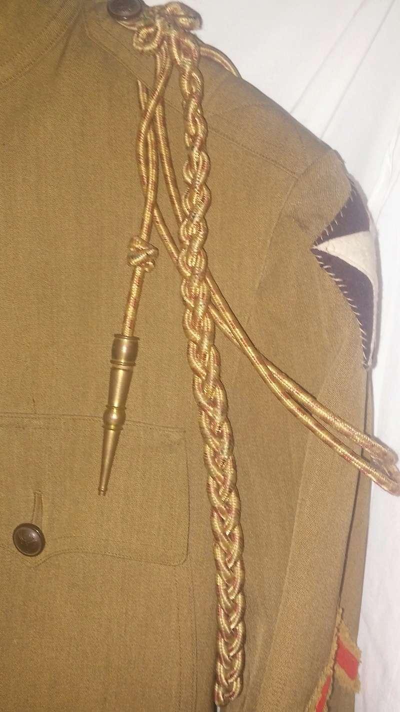 A few of my WW1 Uniforms - Page 2 20180526