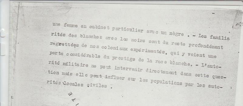 Les noirs dans l'armée américaine en 1917, replay France Ô. 00517