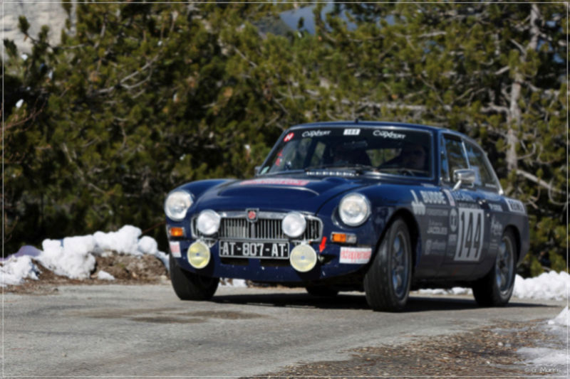 Rallye Monte-Carlo Historique 2018 - Page 7 Gerard10