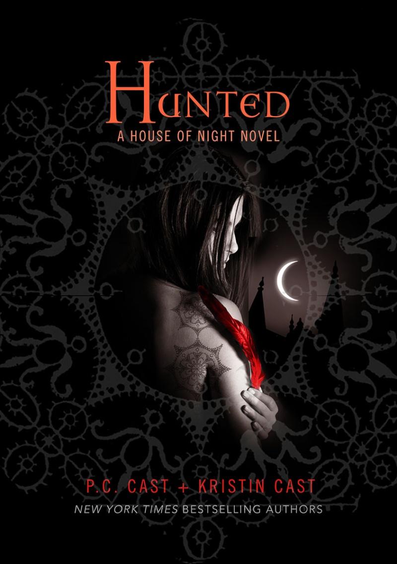 [Cast, P.C. & Kristin] La Maison de la Nuit - Tome 5: Hunted Hunted10