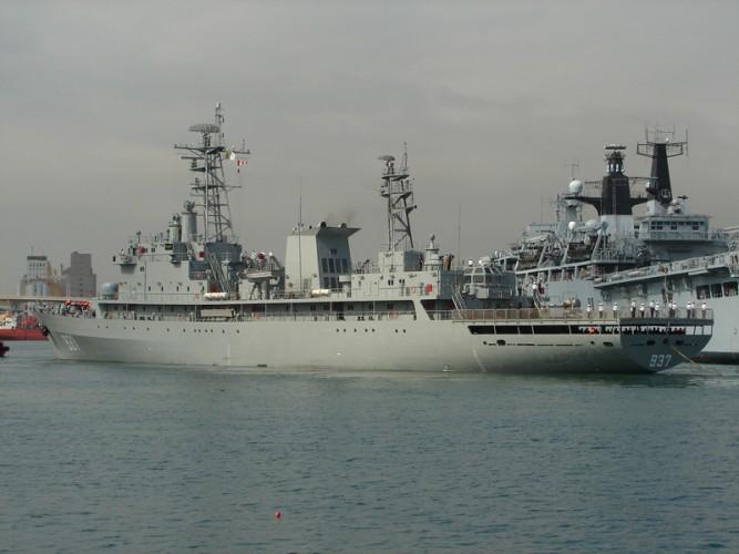 سفينة القيادة و التدريب الصومام 937 08102411