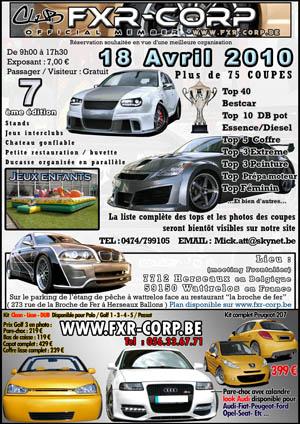 FXR-CORP 7° edition Le 18 avril 2010 - Wattrelos/Herseaux - Belgique/France Flyers13