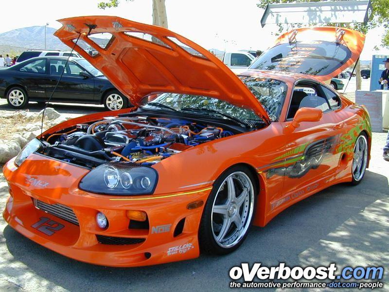 Toyota Supra Toyota12