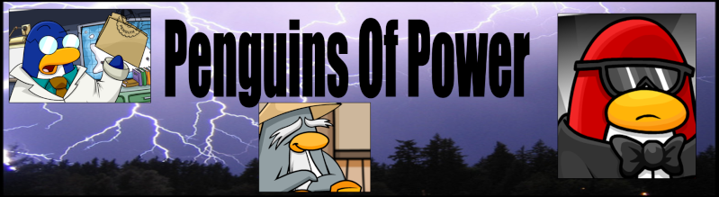 Penguins Of Power