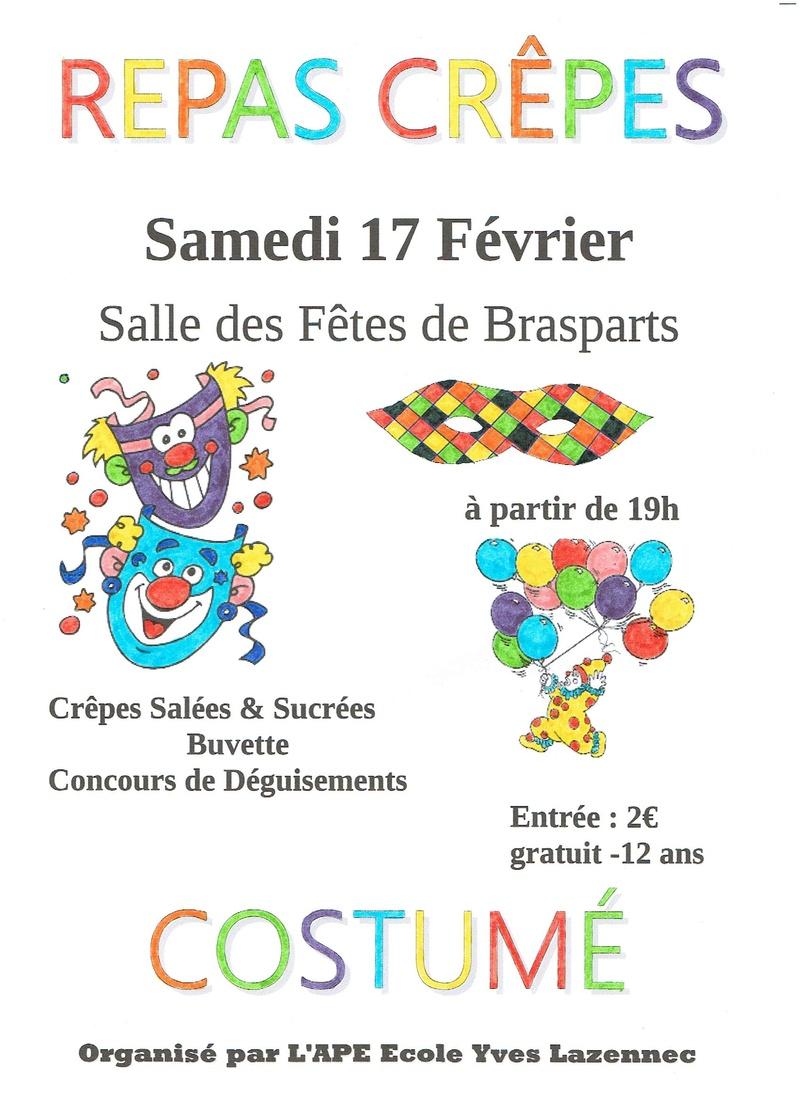 REPAS CREPES COSTUME DE L'APE Ecole Yves Lazennec 2018_a10