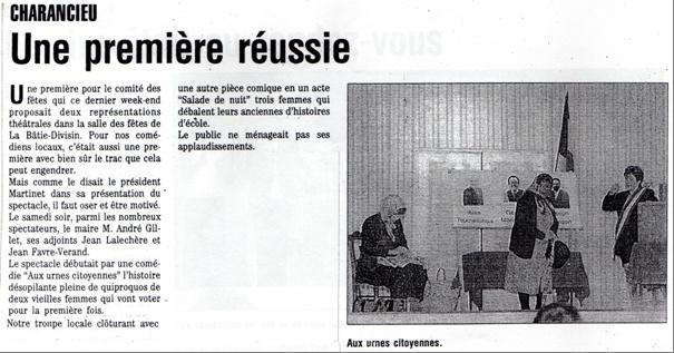 Articles Parus en 1999 000110