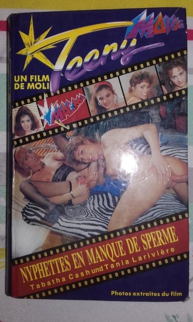 7 VHS X A VENDRE 20171116
