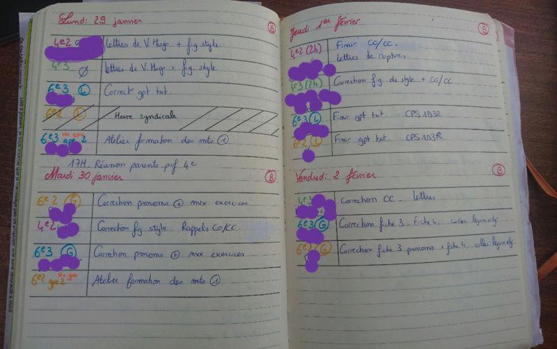 Je bujo, tu bujos, nous bujons. Le fil du bullet journal - Page 4 Sketch13