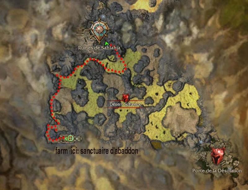Farm du sanctuaire monolithe pour droper (éventuellement) épée élémentaire Locali10
