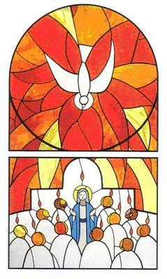 Le Saint- Esprit... débats entre catho - Page 3 Pentec10