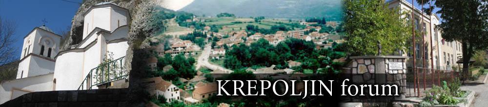 Krepoljin forum