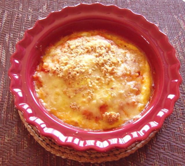 Aubergine à la sauce tomate gratinée 421_mi10