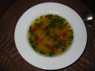 Riz aux tomates séchées de Messidor 5_soup13