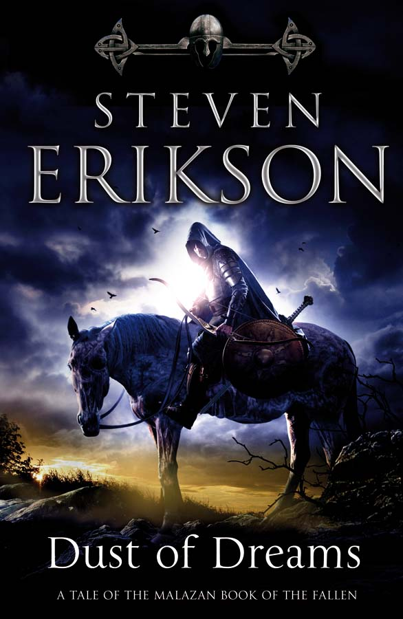 Le Livre Malazéen des Glorieux Défunts - Steven Erikson Erikso11