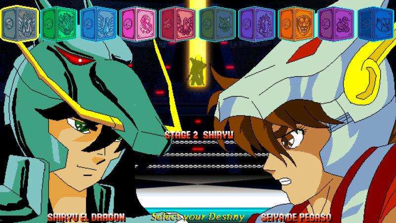 JUEGOS COMPLETOS DE MUGEN / MUGEN COMPLETE GAMES Select10