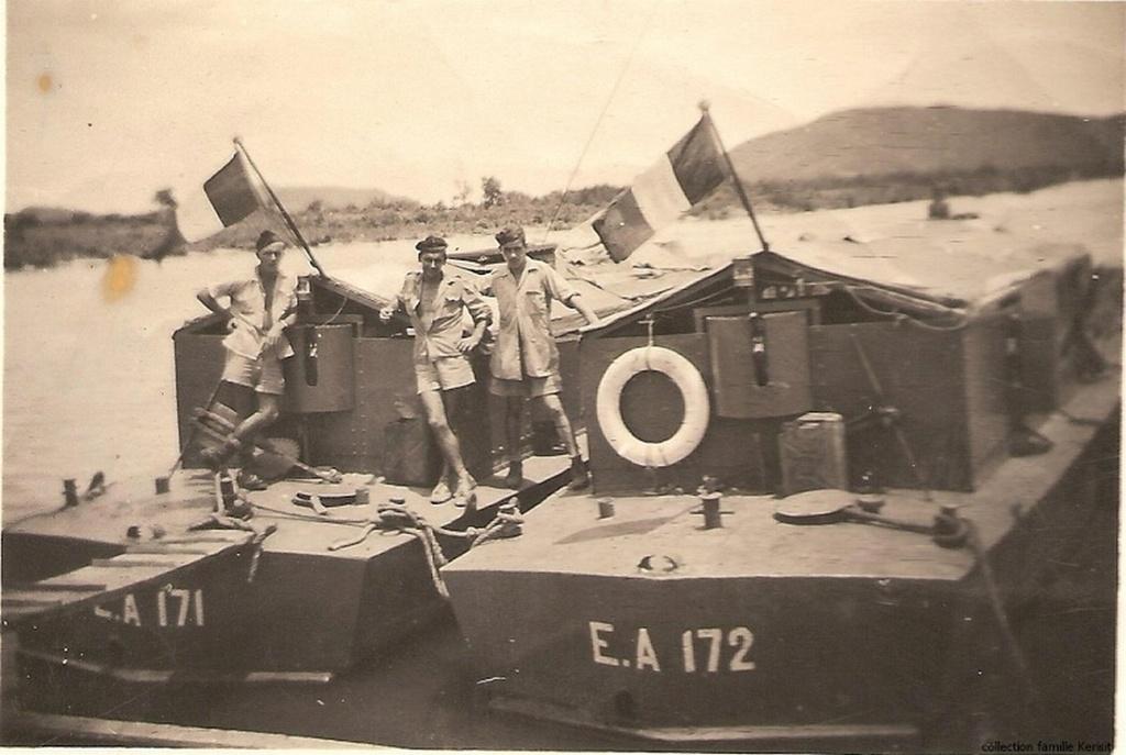 Les flottilles amphibies en Indochine - Fais et Fain - Dinas - Page 2 0106
