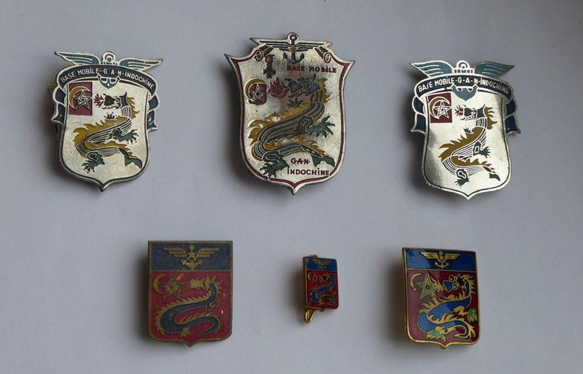 [ Logos - Tapes - Insignes ] LES INSIGNES DE L'AÉRONAUTIQUE NAVALE... - Page 16 0186
