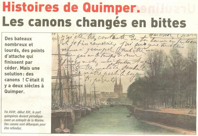 Histoires de QUIMPER 157
