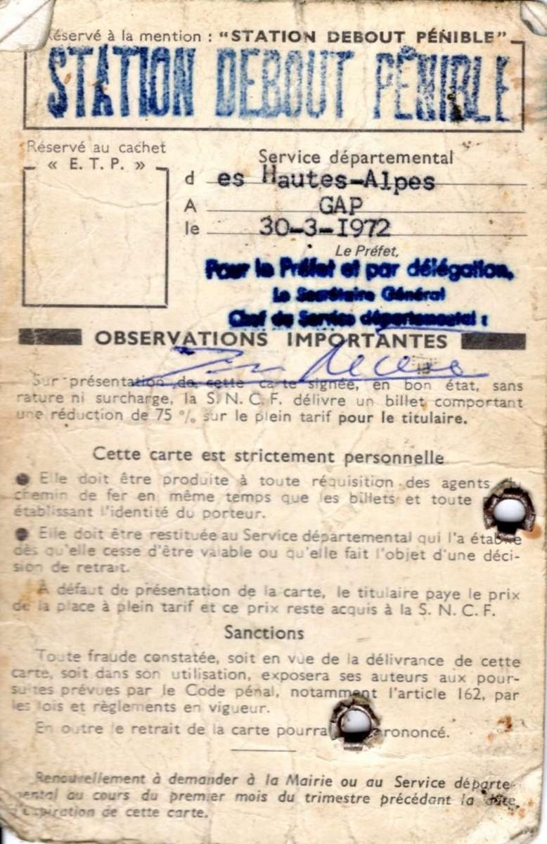 [ Histoire et histoires ] Le Sanatorium de Briançon (Le Grand Hôtel des Neiges) 258