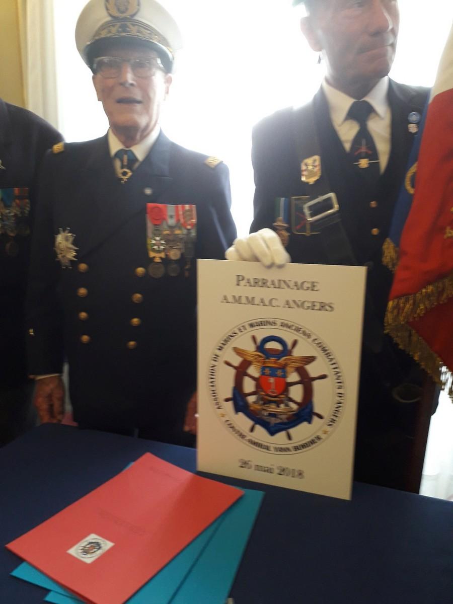 [ Associations anciens Marins ] Parrainage de l'AMMAC d'Angers amiral Yann Bordier 715