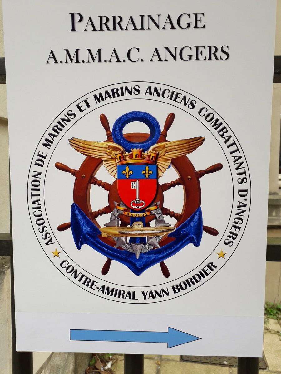 [ Associations anciens Marins ] Parrainage de l'AMMAC d'Angers amiral Yann Bordier 812
