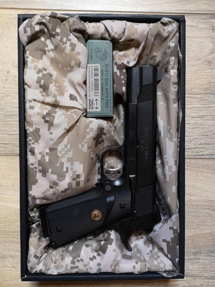 vend Colt 45 MEU marui 31764610