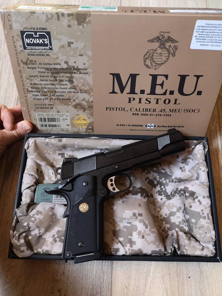 vend Colt 45 MEU marui 31841410