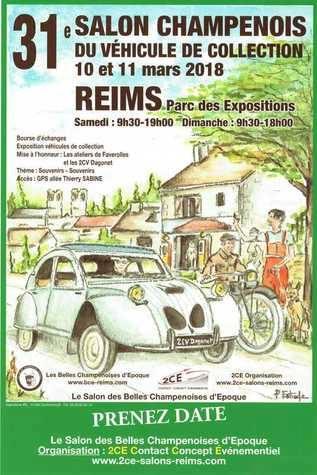 30eme Salon des Belles Champenoise d'Epoque > 31ème >> 32ème 22539810