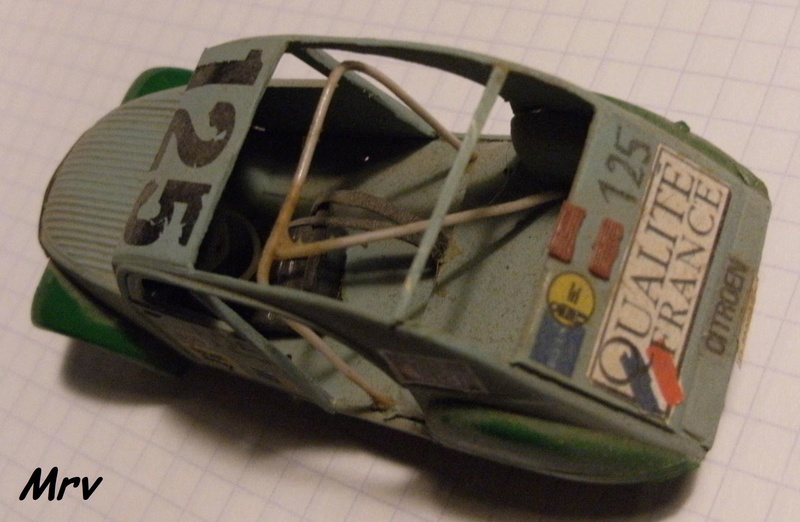 Maquette Heller au 1/43 éme-  2CV type A 1947 Hel_ds10