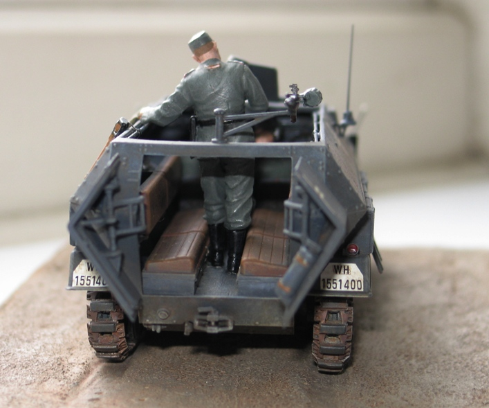sd.kfz 251 ausf C Dragon 1/35 22679510