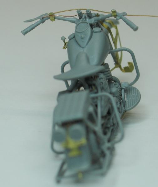Harley US WW2 et ..... Bobber :P   Miniart 1/35 43826410
