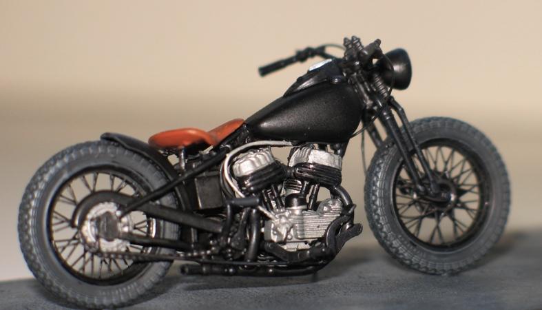 Harley US WW2 et ..... Bobber :P   Miniart 1/35 43963310