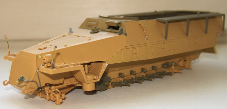 sd.kfz 251/20 ausf D 'Falke' AFVclub 1/35 54091810