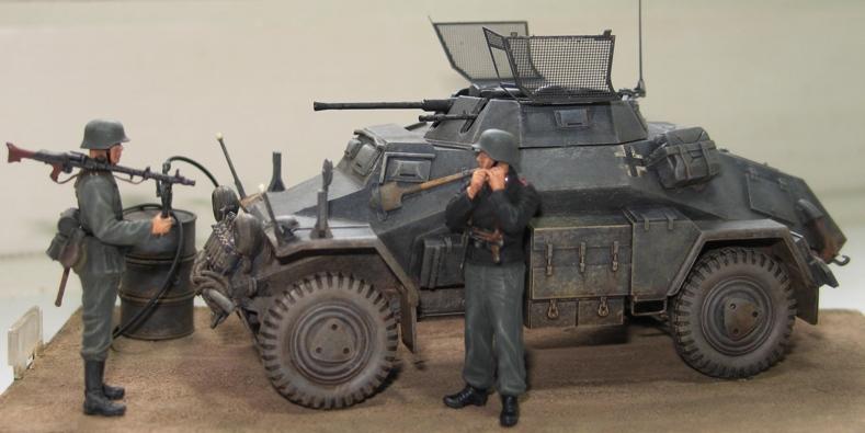 sd.kfz 222 Tamiya 1/35 rénové Img_0011