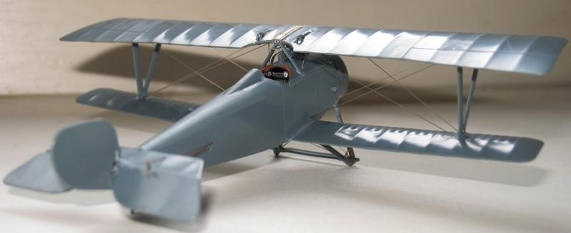 "Nieuport Ni-17 Marius Ambrogi  Eduard 1/48 ""Profipack"" Img_0085"