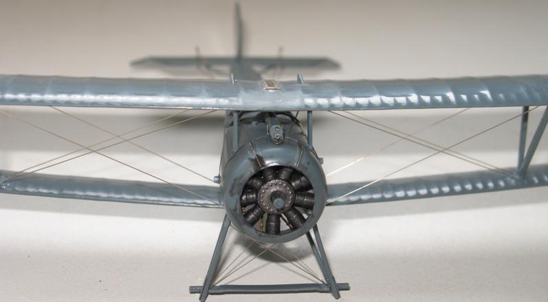 "Nieuport Ni-17 Marius Ambrogi  Eduard 1/48 ""Profipack"" Img_0087"