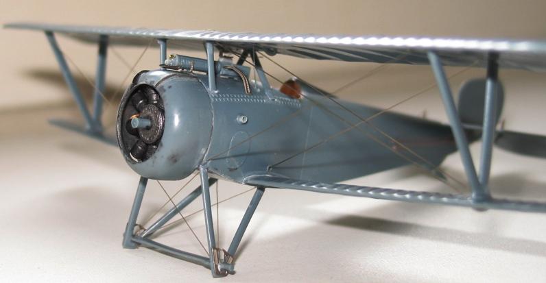 "Nieuport Ni-17 Marius Ambrogi  Eduard 1/48 ""Profipack"" Img_0088"