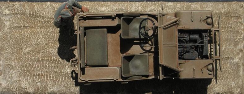 Jeep Bantam GB désert Miniart 1/35 Img_0100