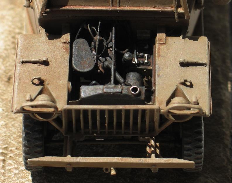 Jeep Bantam GB désert Miniart 1/35 Img_0101