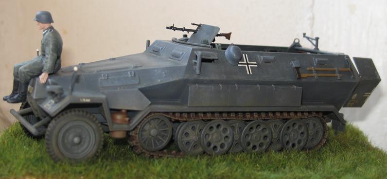 sd.kfz 251/1 Ausf A  ICM 1/35 Img_0108