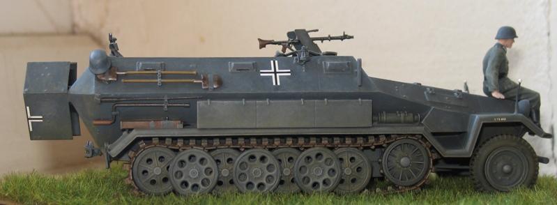 sd.kfz 251/1 Ausf A  ICM 1/35 Img_0109