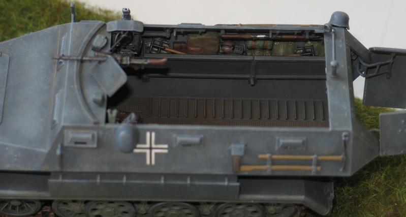 sd.kfz 251/1 Ausf A  ICM 1/35 Img_0111