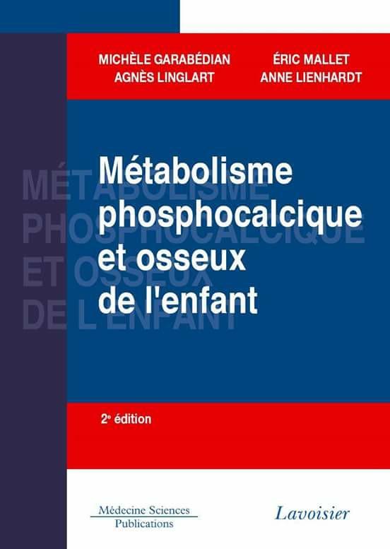 Métabolisme Phosphocalcique Et Osseux Chez L'Enfant  23755010