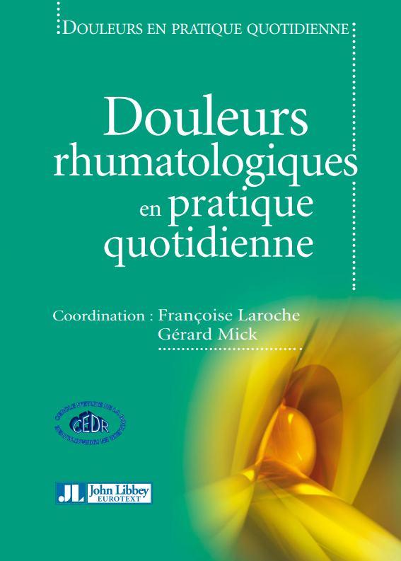 exclusif : les douleurs rhumatologiques en pratique quotidienne 97827410