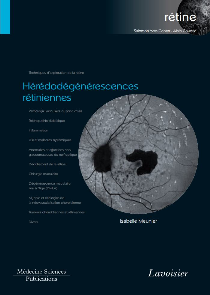 Hérédodégénérescences rétiniennes volume 2 Hyrydo10
